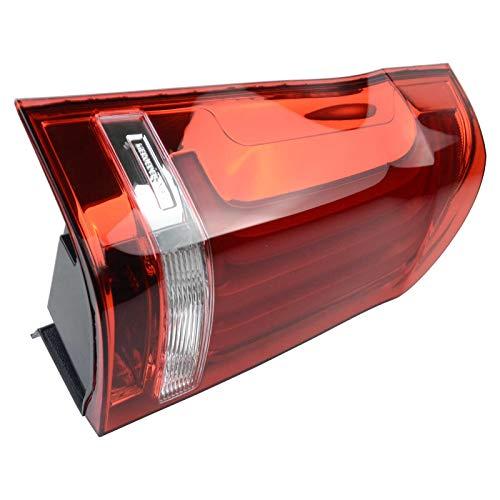 AKWH Luz trasera izquierda luz trasera LED para Marco Polo Camper W447 Vito Box W447 447 820 05 64 4478200564 A4478200564