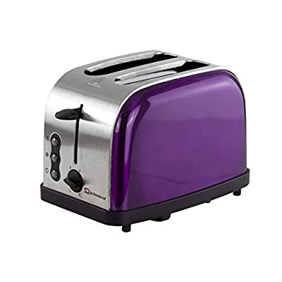 Stainless Steel Legacy 2 Slice Toaster 900W