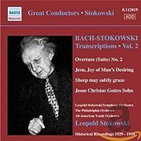 Bach: Transcriptions De Strokowski
