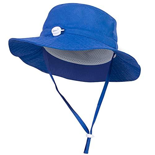 Chalier Sombrero de Playa para Bebé Sombrero para el Sol...