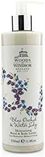 Woods Of Windsor Blue Orchid & Water Lily Moisturising Hand & Body Lotion - 350ml/11.8oz