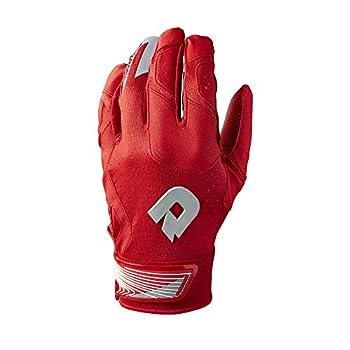 DeMarini CF Batting Gloves Scarlet - Medium