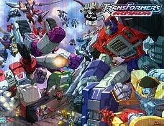 Transformers Armada 1 Chromium Cover (DW)
