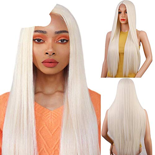 Pelucas sintéticas Peluca para n Wigs Peluca de fibra resistente al calor Rubio / Rosa / Rojo - # 18,26inches, China