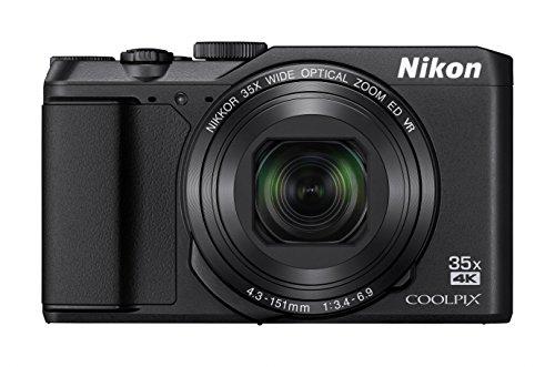 Nikon COOLPIX A900(Black)- International Version (No Warranty)