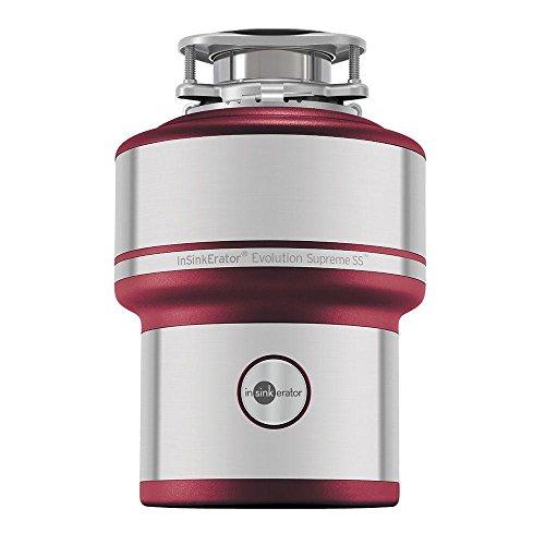 Emerson InSinkErator Supreme SS W/C Evolution 1 HP Disposal