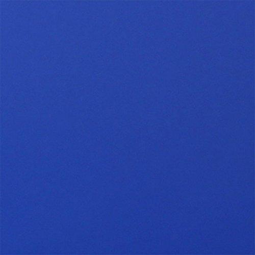 Flex T-Shirt Textil Plotter Folie A4 Koenigsblau Siser A0013