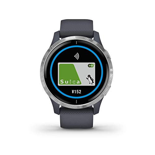 GARMIN Venu Blue Granite/Silver 010-02173-07