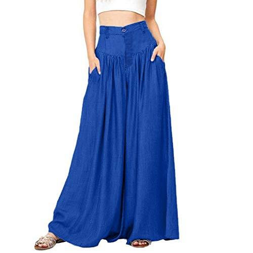 Spodnie damskie letnie długie luźne wysokie talia spodnie sportowe wygodne rozmiary trening szerokie spodnie elegancka odzież vintage moda na co dzień hipisowskie szerokie spodnie spodnie alladynki