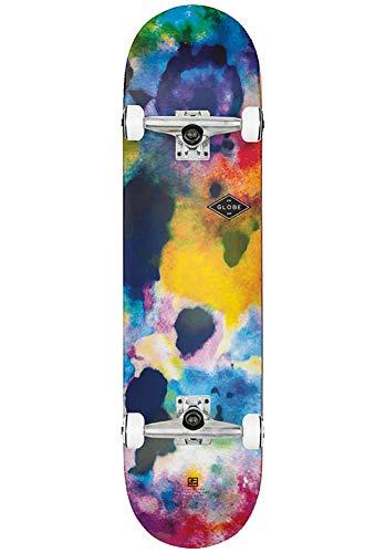 Globe Glb-Full On Skateboard, Unisex – Adulto, Multicolore/Color Bomb, Taglia Unica