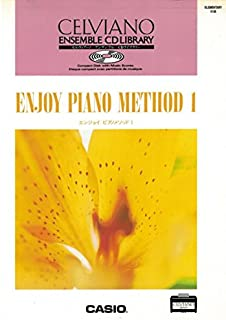 CELVIANO Ensemble de CD Library–Enjoy Piano Method 1avec CD
