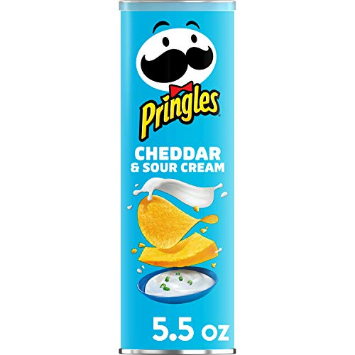 Pringles Cheddar & Sour Cream Potato Crisps - 5.5oz