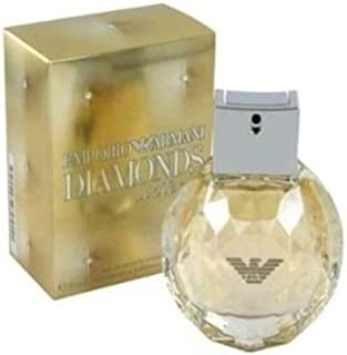 EMPORIO ARMANI DIAMONDS INTENSE FOR WOMEN GIORGIO ARMANI 100ML 3.4OZ EDP