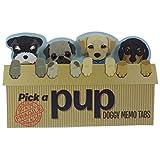 Pick a Pup Memo Tabbie