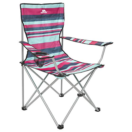 Branson Folding Camping Chair with Drinks Holder & Packaway Carry Bag...
