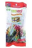 Seasnax, Seaweed Salad Mix, 0.9 Ounce...
