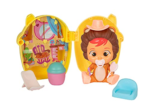 IMC Toys Cry Babies Magic Tears Bambola in Capsula 937, Multicolore, Única, 8421134098442