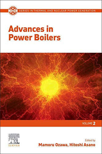 Advances in Power Boilers (JSME Series in Thermal and Nuclear Power Generation)