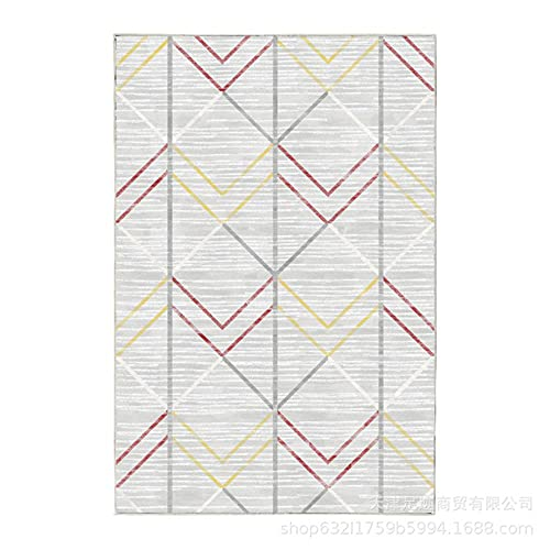 Home Large Area Rug for Living Room Coffee Table Carpet Modern Geometric Non-slip Mat Carpets for Bedroom-color 9,1.2X1.6m
