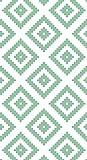 Lovib Alfombra Vinílica Geométrica Rombo   Color Verde Menta   140x200 cm   Vinilo PVC   Alfombra Cocina Vinilo   Alfombra Salón Antideslizante Antihongos Ignífuga   Alfombras Grandes   Alfombras PVC