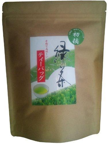 大塚製茶 お徳用 初摘緑茶 60包入 300g