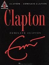 [(Eric Clapton: Complete Clapton - Guitar Recorded Versions )] [Author: Hal Leonard Publishing Corporation] [Apr-2013]