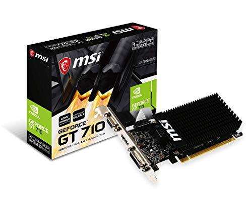 MSI - GT 710 1GD3H LP NVIDIA GeForce GT 710 1GB