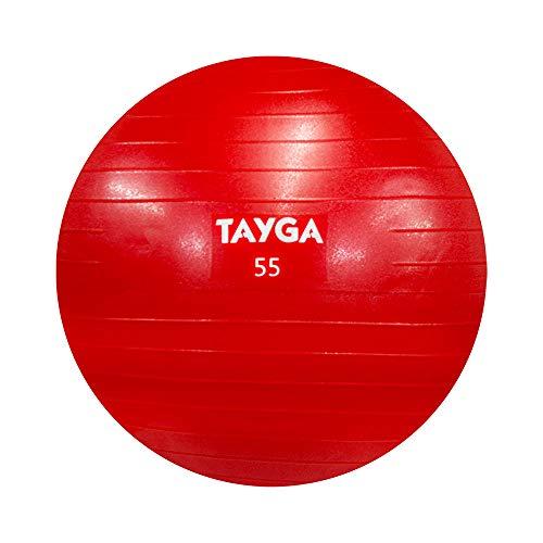 Pelota De Pilates Roja marca Tayga