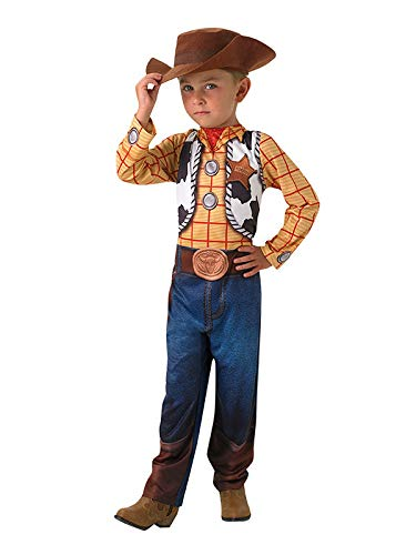 DISBACANAL Disfraz Woody para niño - -, 5-6 años: Amazon.es ...