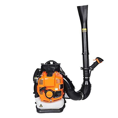 puissant Chasse-neige, sac à dos essence 75 ccm, essence ventilateur à pales,…