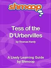 Best tess of the d urbervilles shmoop Reviews