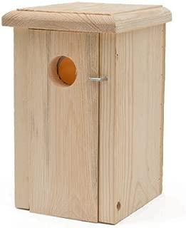 WCS Wooden Sparrow Trap Birdhouse