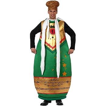 Atosa - Disfraz de cerveza para hombre, talla M/L (10536): Amazon ...