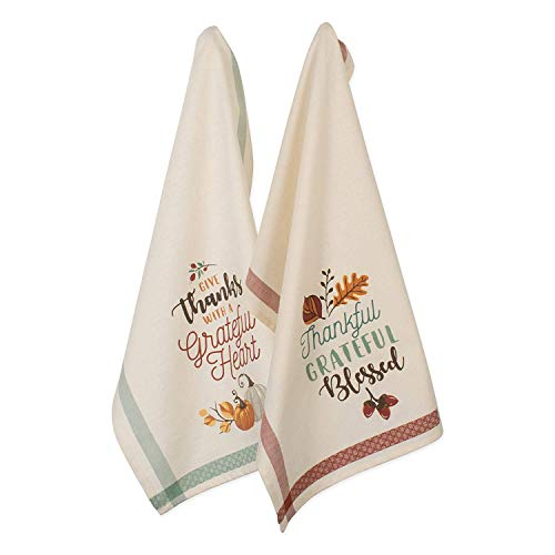 Top 10 Best Selling List for thanksgiving kitchen towels