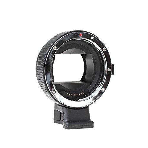 commlite Comix Autofokus-Objektivadapter für Canon-EOS-Objektiv an Sony-E-Mount-Kamera
