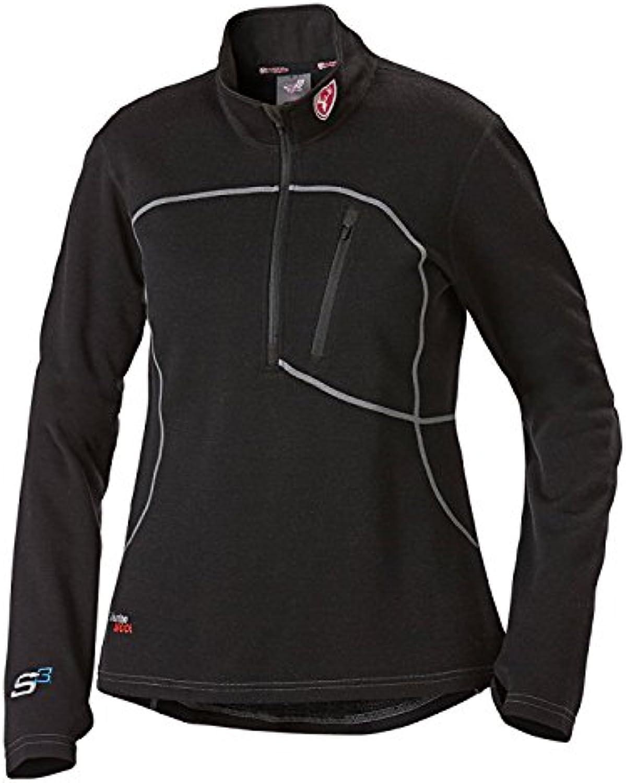 Scent Blocker Sola Women's Expedition Weight Shirt, Black