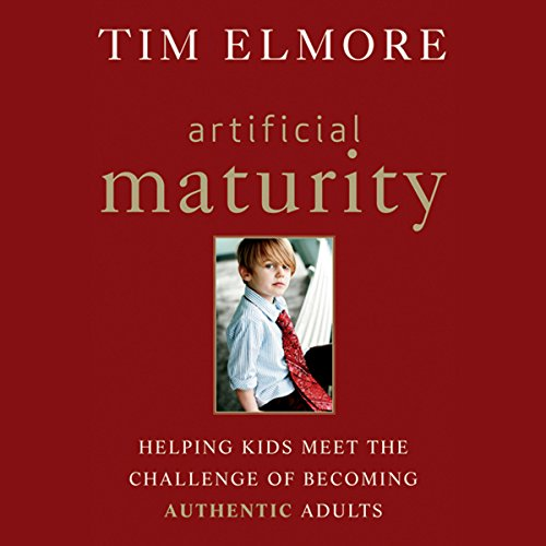 Artificial Maturity audiobook cover art