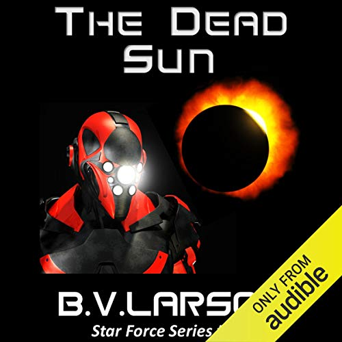 The Dead Sun audiobook cover art
