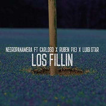 Los Fillin (feat. Negropanamera, Ruben Px3 & Luigi Star)