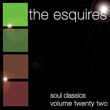 Soul Classics-The Esquires-Vol. 22