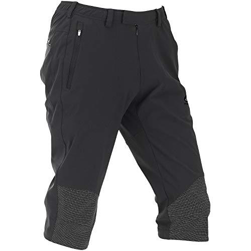 Maul Lehn 2XT Pantalon 3/4 élastique Noir 46 noir
