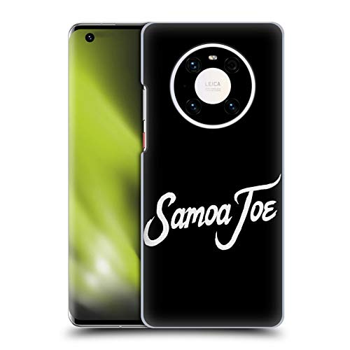 Head Case Designs Officially Licensed WWE Logo Samoa Joe Hard Back Case Compatible with Huawei Mate 40
