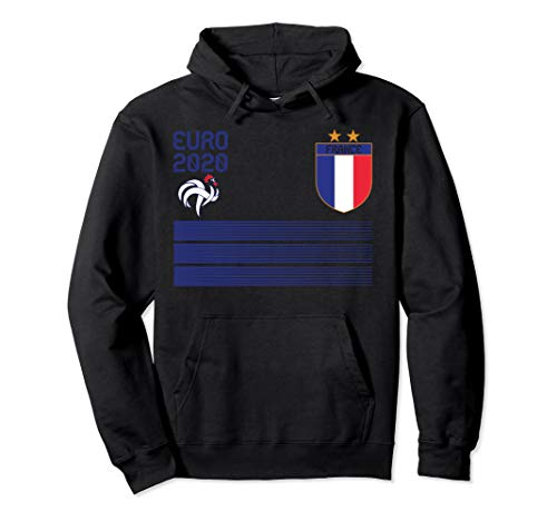 France Football Jersey 2020 France Soccer Pullover Hoodie