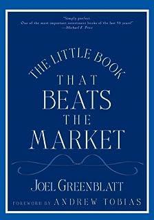 Best The Little Book That Beats the Market (Little Books. Big Profits 8) Review