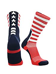 Stars and Stripes Hero Socks
