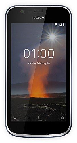 Nokia 1 8GB Handy, blau, Android 8.1 (Oreo), Dual SIM