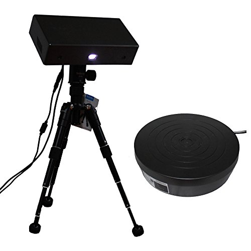 Escáner 3D de Escritorio Profesional Escáner 3D Portátil Industrial Resolución 0.04mm Thunk3D M20