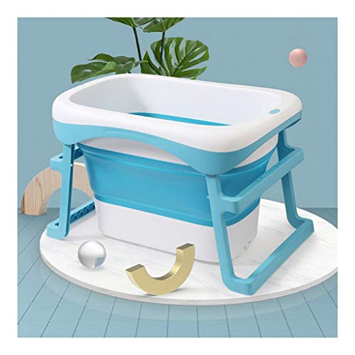 Bathroom Kids Portable Folding Bathtub Swimming Pool Large Freestanding Corner Bathtub Bath Bucket For Adult/Elder SPA Heightening,Long Insulation Time 8861.556.5CM The best helper in the bathroom