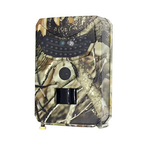 12 MP Jagd Trail Kamera HD 1080P 26 LED Wildlife Scouting Cam Nachtsicht IR Kamera Bewegungsmelder Wildkamera IP56 Wasserdicht 12 MP PR100 1 Stück