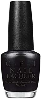 OPI Classic My Gondola Or Yours Nail Lacquer - Black, 15 ml